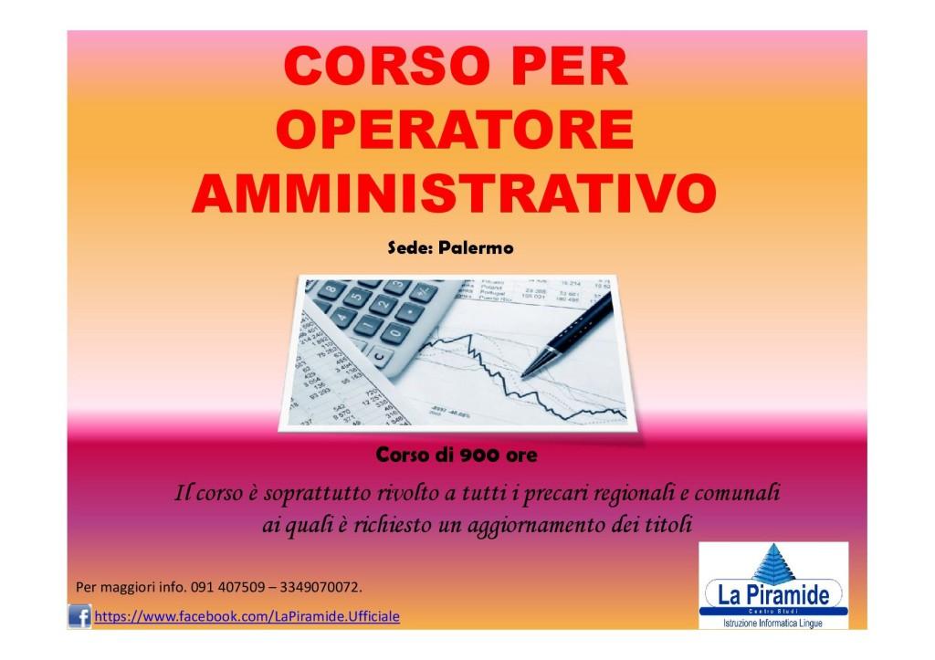 Corso operatore amministrativo palermo-001