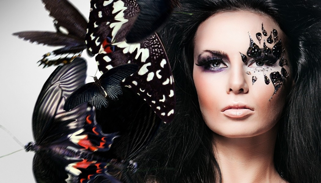 8589130412546-makeup-face-butterfly-wallpaper-hd