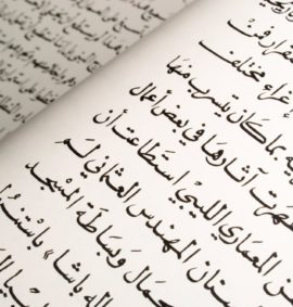 lingua araba la piramide